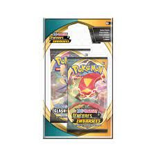 EPEE ET BOUCLIER EB03 PACK 3 BOOSTERS DE 10 CARTES POKEMON TENEBRES  EMBRASEE Collections Pokémon chickenhouse.at