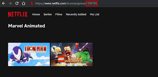The Netflix ID Bible – Every Category on Netflix in 2019 - What's on ...