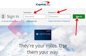 Image result for Capital One Credit Card Sign In – capitalone.com Credit Card Sign Up