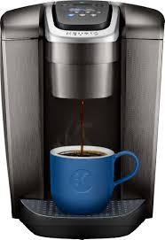 Guests can each of a cup of fresh brewed coffee. Customer Reviews Keurig K Elite Single Serve K Cup Pod Coffee Maker Brushed Slate 5000197490 Best Buy