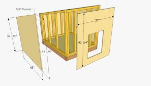 how build a large dog house plans with insulated breed instructions quintessence scintillating