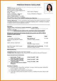 Charming Resume Model Pdf Contemporary Documentation Template