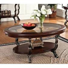 wood end table with glass top oval glass top coffee table bravo wood base glass top