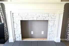 faux fire place faux fireplace updated this fireplace looks so real and it fake fireplace ideas