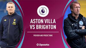 Aston Villa vs Brighton prediction ...