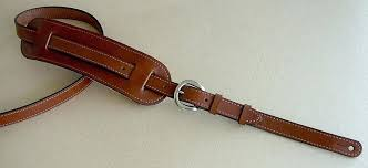 best leather guitar straps vintage plain model strap custom uk