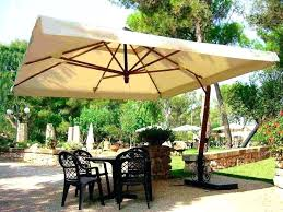 large cantilever patio umbrellas catchy best ideas about outdoor umbrella on deck uk