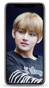 BTS V Wallpaper HD for Android - APK ...