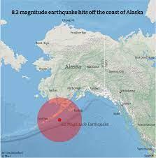 Alaska earthquake: Tsunami warning for ...