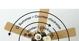 which way should the fan spin in summer ceiling fan ceiling fan rotation direction summer winter which way should