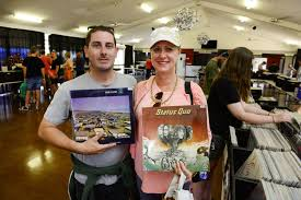 Butter Beats Record Fair Ipswich at the Ipswich Showgrounds. Duane ... |  Buy Photos Online | Queensland Times