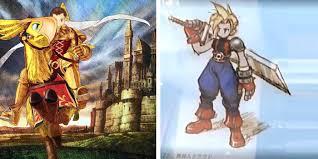 Concept Art From Final Fantasy Tactics ...