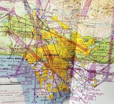 Los Angeles Flight Plan R 2 Sectional