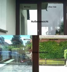 Fenster Sichtschutz Spiegelfolie Spionfolie Sichtschutz Vor