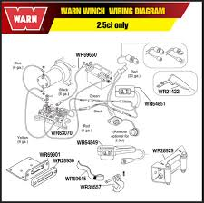 circuit diagram switch activatewarn winch diagram circuit warn winch wiring diagram on warn winch wiring diagram 2 5ci only