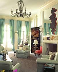 Mint Green Living Room Mint Green Living Room With Curtain House Decorating Ideas