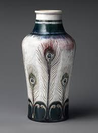 art nouveau essay heilbrunn timeline of art history the  vase peacock feathers