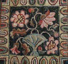 rug hooking patterns another cool way to hook a geometric s rug rug hooking free