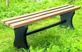 white plastic garden bench garden seats modern patio and furniture medium size green plastic garden bench