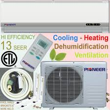 how to split air conditioner installation com pioneer brand ductless mini split air conditioning systems are well bb1110
