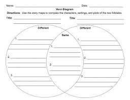 Compare And Contrast Venn Diagram 29 Images Of Venn Diagram With Lines Template Leseriail Com