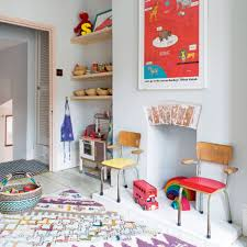 Shelves Childrens Bedroom Childrens Bedroom With Bright Accessories And Alcove Shelving