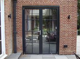 External Hardwood Georgian French Doors