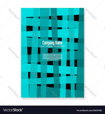 Company Backdrop Design Design Backdrop Flyer Turquoise Intersecting