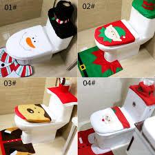 christmas bathroom sets sale