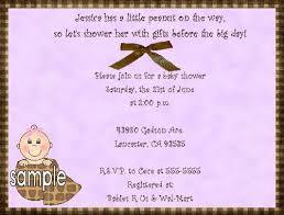 Baby Shower Invitation Wording Ideas U2014 All Invitations IdeasWhat Does Rsvp Mean On Baby Shower Invitations