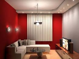 Red Decor For Living Room Red Room Painting Ideas
