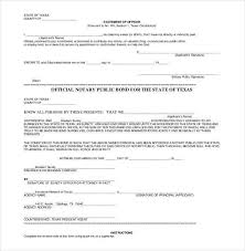 the best printable notary forms