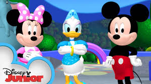 Daisy's Talent Show 🌟   Mickey Mornings   Mickey Mouse Clubhouse