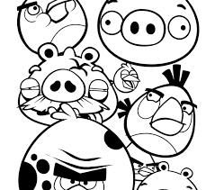 angry birds coloring page best coloring pages adresebitkisel com