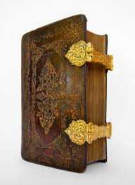 leather books with golden gilding see more keur ao 1739 gilt clasps