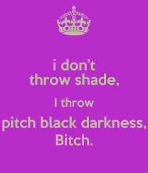 Throwing Shade Memes Google Search Funnies Pinterest Funny Interesting Shade Quotes