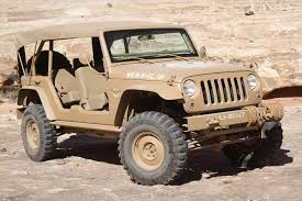 Automotiveblogz: Jeep Staff Car: Moab Easter Jeep Safari