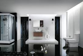 Black Modern Contemporary Toilets Style