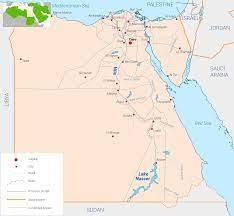 نهر النيل في مصر - Fanack المياه