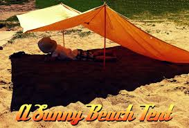 a sunny beach tent so you think re crafty diy baby shade i where to get