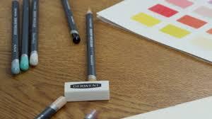 Derwent Procolour Lightfast Chart Derwent Procolour Pencils 60 Sec