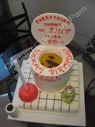 Toilet Cakes Httpwwwcake Decorating Cornercom