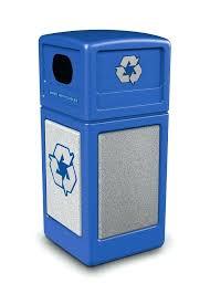 outdoor recycling containers indoor outdoor gallon residential outdoor recycling containers outdoor recycling containers for parks