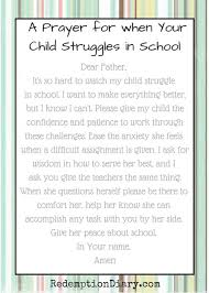 a prayer for when your child struggles in school anxiety  a prayer for when your child struggles in school anxiety misunderstanding and fear