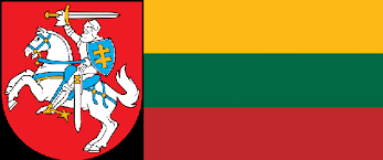 Image result for lithuanian flag
