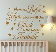 Wandtattoo Deutsche Sprüche Für Ihr Zuhause Für Kinderzimmer