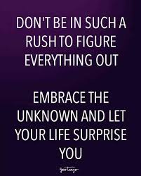 Unknown Quotes About Life Inspiration 48 Inspirational Quotes For When You're Feeling Lost YourTango