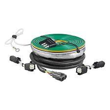 amazon com curt 58941 custom towed vehicle rv wiring harness for amazon com curt 58941 custom towed vehicle rv wiring harness for dinghy towing select ford flex automotive