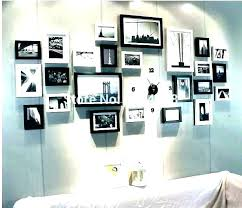 wall of frames ideas a picture frame wall decor ideas photo frame wall decor ideas