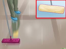 Fliesen lassen sich leichter reinigen, da ihnen weder wasser noch häufiges reinigen mit schrubber und wischlappen etwas anhaben. Betonboden Reinigen Mit Bildern Wikihow